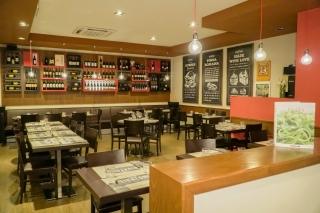ristorante rigatoni